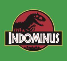Indominus Rex logo Kids Clothes