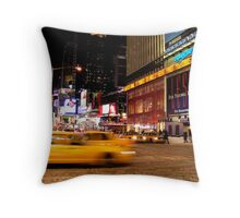 Die Young. Live Forever Throw Pillow