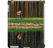 PIG - THE BICYCLE RIDE iPad Case/Skin
