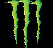 Monster Energy by ralarara
