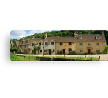 Bybrook Panorama Canvas Print