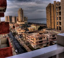 Havana, Memories from the Development: From the Balconi by AbelErnesto