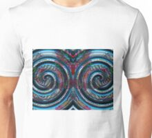 Metallic Gnarls Unisex T-Shirt