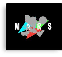 Air Mars 7 Canvas Print