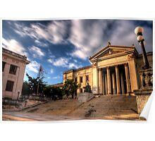 Havana, Memories from the Development: University of Havana 1 Poster