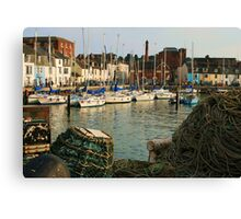 Brewer's Quay Canvas Print