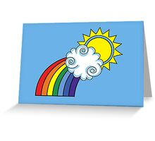 The Bright Side Card Greeting Card