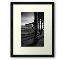 Thoughts of You and Me Framed Print