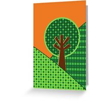 Solo Card Greeting Card
