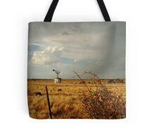 Passing Rain,Rural Geelong Tote Bag