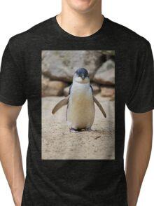 Happy Feet Tri-blend T-Shirt