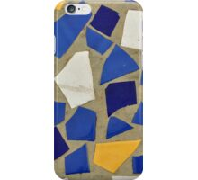arab mosaic iPhone Case/Skin