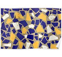 arab mosaic Poster