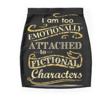 I am too emotionally attached to fictional characters Pencil Skirt