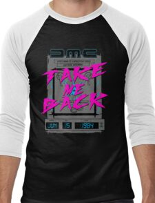 Take Me Back Men's Baseball ¾ T-Shirt