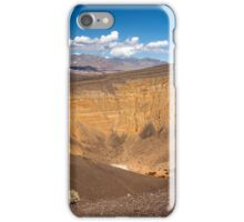 Desert Volcano iPhone Case/Skin