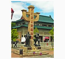 China Town Memorial Monument Unisex T-Shirt