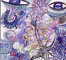 My Budddah Eyes by Calista