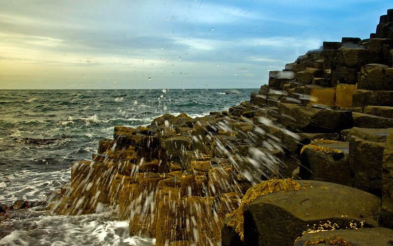 Giant's Causeway 3 by XLR8