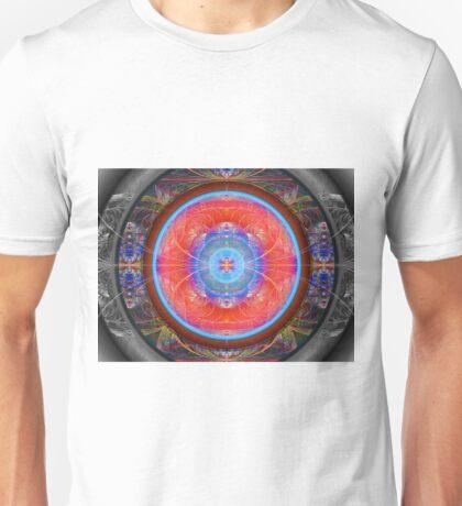 Energy Fields of Gaia Unisex T-Shirt