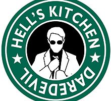 hell's kitchen coffee by athelstan