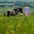 Child and Pony by XLR8