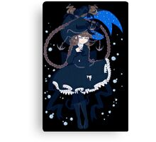 Wadanohara and the Great Blue Sea - The Sea Witch Canvas Print