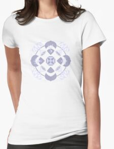 Steel-Type Womens Fitted T-Shirt