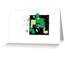 8-bits Greeting Card