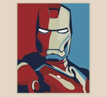 The Avengers - Vote for Iron Man (2) T-Shirt
