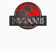 Indominus Rex Jurassic Park 3 style logo Unisex T-Shirt