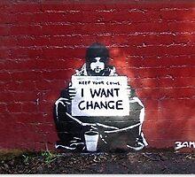 I Want Change  by NatalieKronk