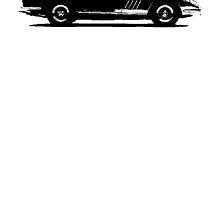Ferrari 275 Scaglietti Longnose by garts