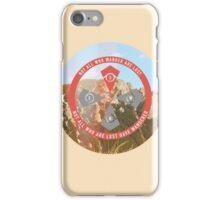 Internal Compass iPhone Case/Skin