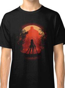 Elite Warrior  Classic T-Shirt