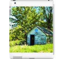 Old Shed iPad Case/Skin