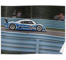 Ganassi racing at the glen Poster