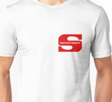 Department S (small cutout) Unisex T-Shirt