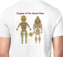 Keepers of The Sacred Plant - KOTSP King and Queen Kush  Unisex T-Shirt
