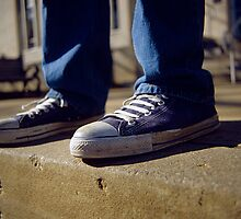 Their Own Shoes 1 by Jeffrey Buras