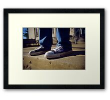 Their Own Shoes 1 Framed Print