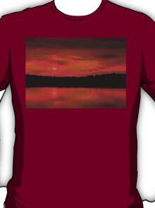 Quiet Flare of Nightfall T-Shirt