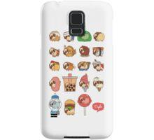 Puglie Food and Drinks Samsung Galaxy Case/Skin