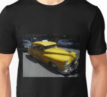Old Taxi Unisex T-Shirt