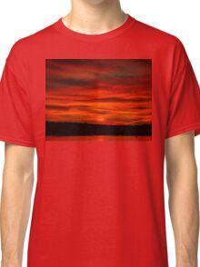 Dusk Burning Sunrise Classic T-Shirt