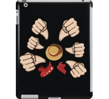 Gatling Fist iPad Case/Skin