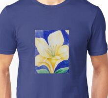 Yellow Lily Unisex T-Shirt