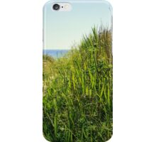This way to the Caerhays Beach,South Cornwall iPhone Case/Skin