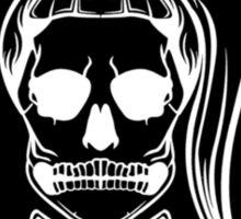 Skeleton Gaga Sticker