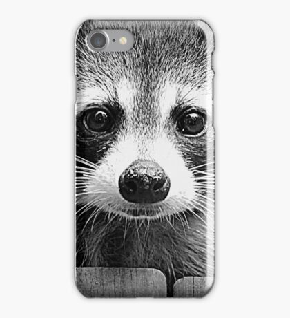 Questioning Face iPhone Case/Skin
